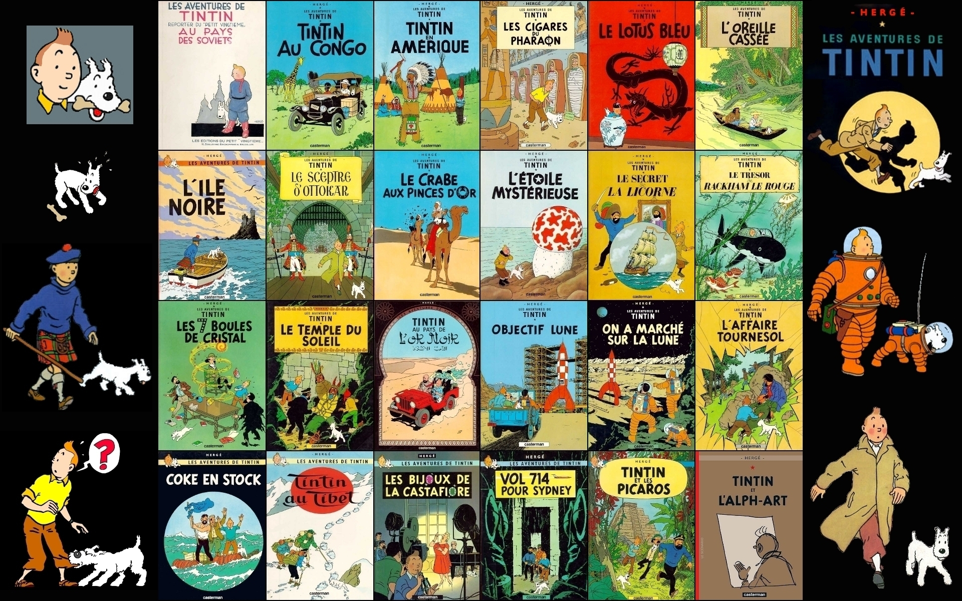 Tintin Comics French EBooks And Learning Ma...
